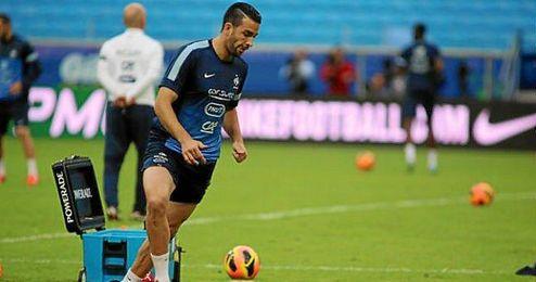Rami se incorporará a la concentración de la selección francesa en Clairefontaine en la noche de mañana martes.