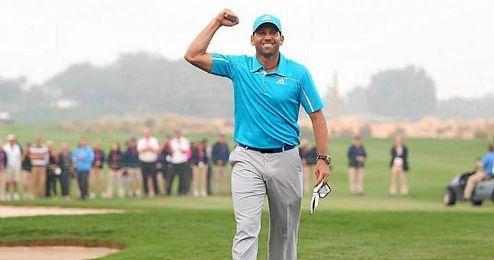 Iguala los nueve títulos que ganó Severiano Ballesteros en el circuito estadounidense de la PGA.