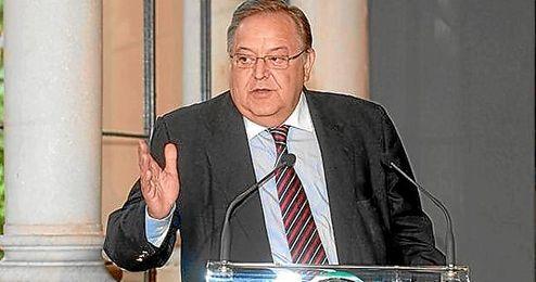Herrera, presidente de la RFAF
