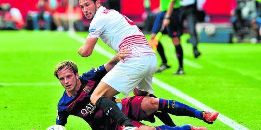 El Sevilla se remite a la cl�usula de 45 millones de euros.