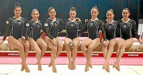 El equipo español acabó en el duodécimo lugar.