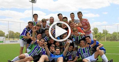 Al final, el San Roque ganó 6-0 y conservó la categoría.