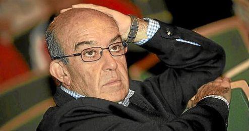 Carmelo Ezpeleta, director general de Dorna, empresa organizadora del Mundial de Motoclismo.