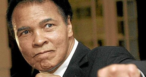 Muhammad Ali fallece a los 74 años.