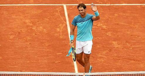 Nadal sube un puesto ya que Wawrinka no repitió título.