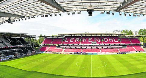 El Lerkendal Stadion acogerá la Supercopa de Europa.