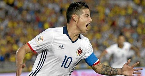 Colombia está en cuartos y EE.UU. golea a Costa Rica