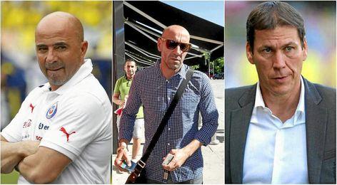 Monchi mantiene el contacto con ambos, aunque el argentino tiene a d�a de hoy ventaja.