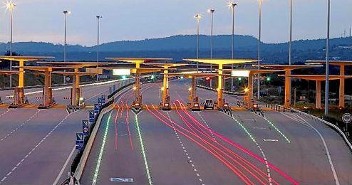 Las estaciones de pago en autopista podr�an quedar obsoletas.