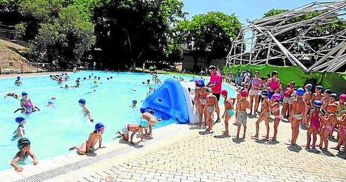 Las piscinas coparán el protagonismo desde finales de junio hasta el mes de septiembre.