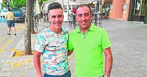 David Cuevas y Mill�n.