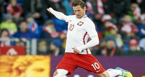 Krychowiak ha comandado a la selección polaca.