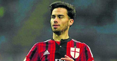 Suso pertenece al Milan, pero ha jugado cedido en el Genoa.