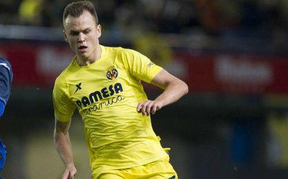 Cheryshev volverá a jugar en el Villarreal.