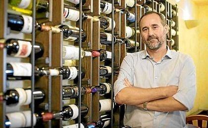 El empresario hostelero Pablo Arenas.