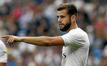 Nacho no cuenta para Zidane y deberá decidir donde quiere jugar la temporada que viene.