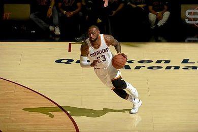 LeBron James volvi� a estar imparable y repiti� una aportaci�n de 41 puntos.