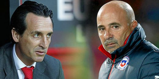 De Emery a Sampaoli