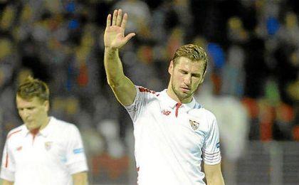 ESTADIO Deportivo ha hablado con el entorno del jugador, el cual no ha desmentido dicho movimiento.