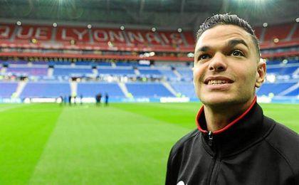 Hatem Ben Arfa acaba contrato con el Niza el pr�ximo d�a 30 y es uno de los �chollos� de este mercado.