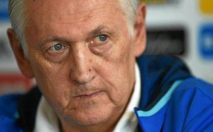Fomenko asume la decepción del equipo ucraniano.