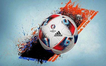 ´Fracas´, el nuevo balón de la Euro 2016.