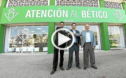El Betis abre la Oficina de Atenci�n al B�tico