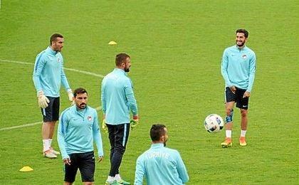 Turquía ha protagonizado malas actuaciones en la Euro 16.