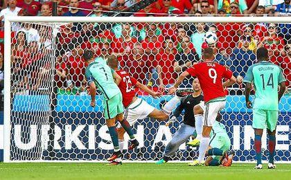 Lo pasó muy mal la selección portuguesa al ir a remolque todo el encuentro.