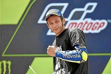 """""""Tengo muchas ganas de volver a la pista y preparar la carrera con mi equipo"""", subrayó."""