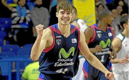 Hernang�mez espera ser un NBA