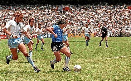 """El astro del fútbol sostuvo que """"ese es el Mundial que la gente recuerda""""."""