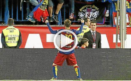 Leo Messi, 29 años y media vida en el Barça