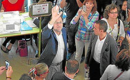 Mariano Rajoy ha sido el triunfador de las elecciones generales.