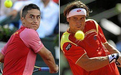 Almagro y Ferrer avanzan de ronda en Wimbledon