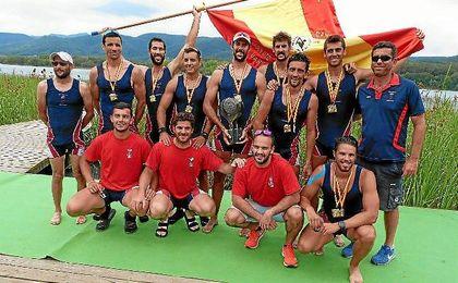Labradores con 13 metales, ocuparon el primer puesto del medallero final.