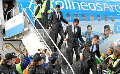 La posible renuncia de varios jugadores como Messi, Banega, Lavezzi o Di Maria, remueve los cimientos de la selecci�n.