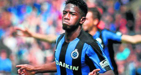 Abdoulauye Diaby, delantero franco-marfileño, uno de los que más gusta a Miguel Torrecilla.