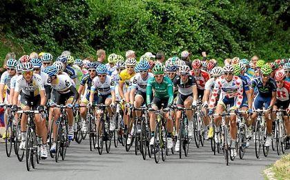 Tour de Francia.