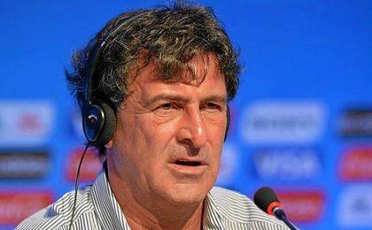 """Mario Kempes señala que """"no"""" le ha soprendido """"la eliminación de España"""" de la Eurocopa."""