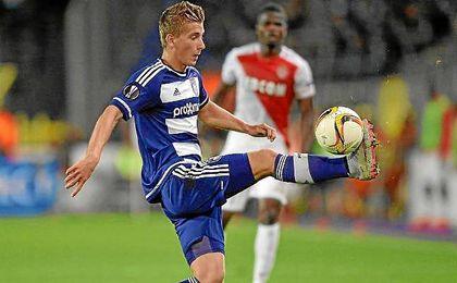 Dennis Praet no quiere renovar con el Anderlecht.