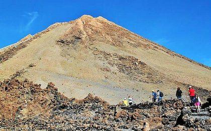 Volcán Teide.