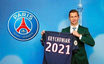 Krychowiak se ha convertido en Sevilla en un futbolista de talla mundial.