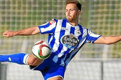 El club gallego ha dado la carta de libertad al futbolista para incorporarse al Tondela luso.