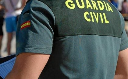 El TS juzg� al guardia civil.