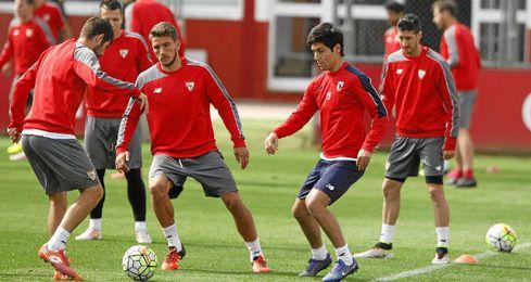 El Sevilla comienza a ejercitarse hoy.