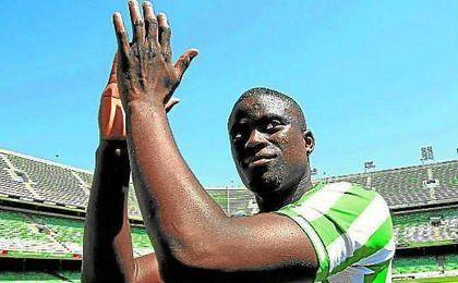 """""""Quiero decir gracias al Real Betis Balompi�"""", ha dicho N�Diaye en Instagram."""