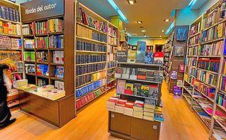 El 60% de los espa�oles no entra nunca en librer�as y el 75% no acude a las bibliotecas