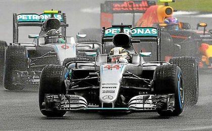 Hamilton se ha impuesto en Silverstone.