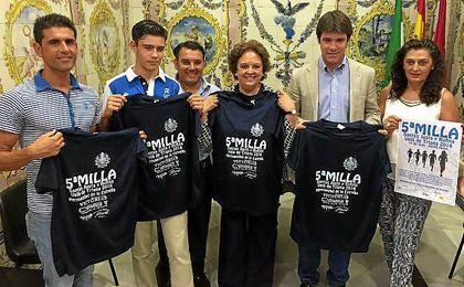 En la Milla Solidaria habrá un ambigú cuyos beneficios irán destinados a la Bolsa de Caridad de la Hermandad de La Estrella.